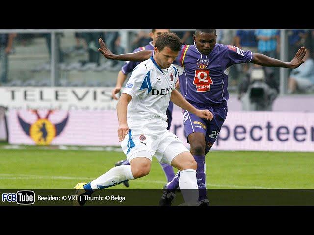 2007-2008 - Jupiler Pro League - 02. Germinal Beerschot - Club Brugge 0-1