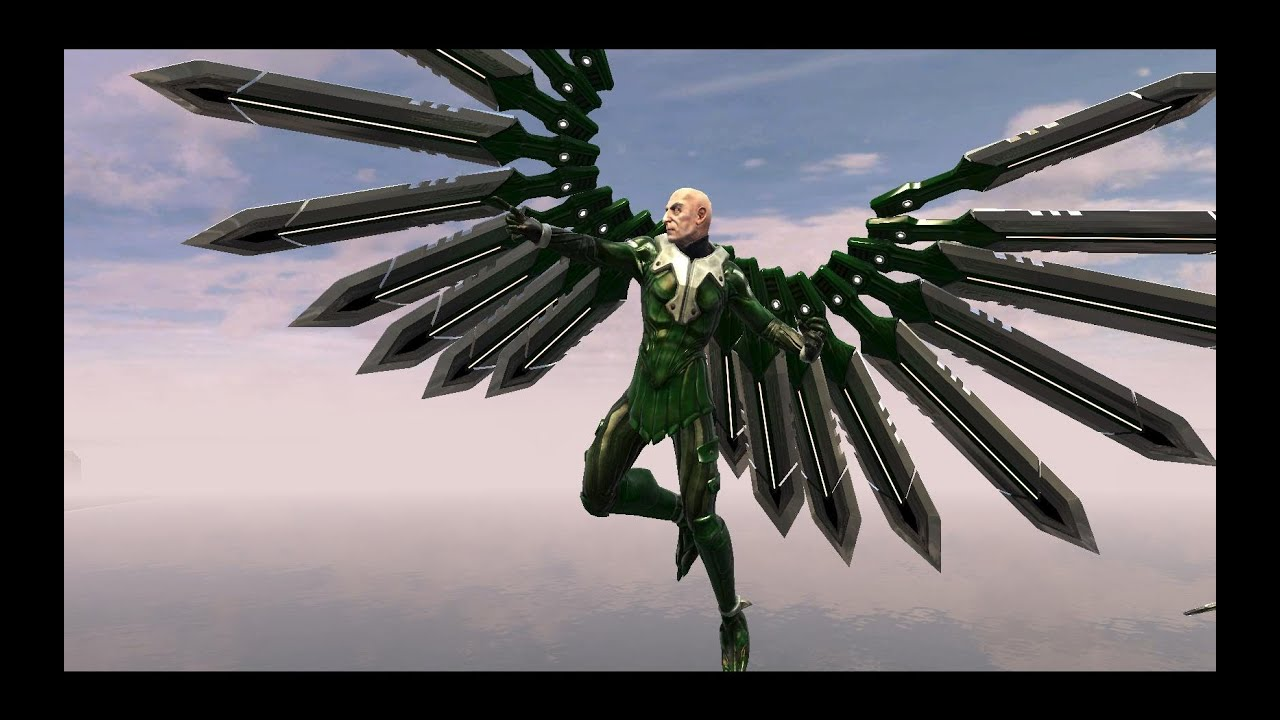 Let's Play Spider-Man: Web of Shadows 015 - In the Vulture ...