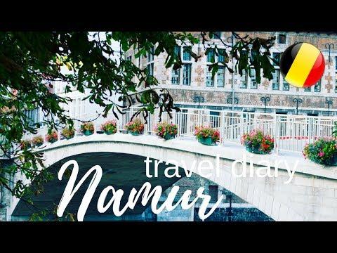 TRAVEL DIARY: NAMUR, BELGIUM | Dragonfly's Heart