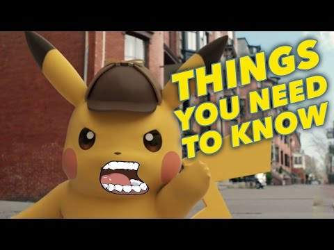 Download Youtube: Great Detective Pikachu: 5 Things You NEED TO KNOW