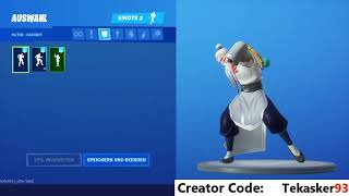 NEU Fortnite Ansteckend - Infectious Tanz Emote Leaked Patch V 10.10 Update EpicGames