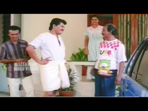Mukesh & Mamukkoya Comedy Scenes | Non Stop Comedy Scene | Jagathy & Kalpana Comedys | Best Comedys