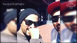 BOHEMIA FUNNY 😝😝 - Bohemia Making Fun of 'Lungi Dance' (😝😝😝 Can't Stop Laughing 😝😝😝)