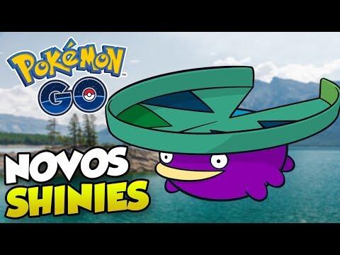 LOTAD E CASTFORM SHINY EM BREVE! -  Pokémon Go | PokeNews thumbnail