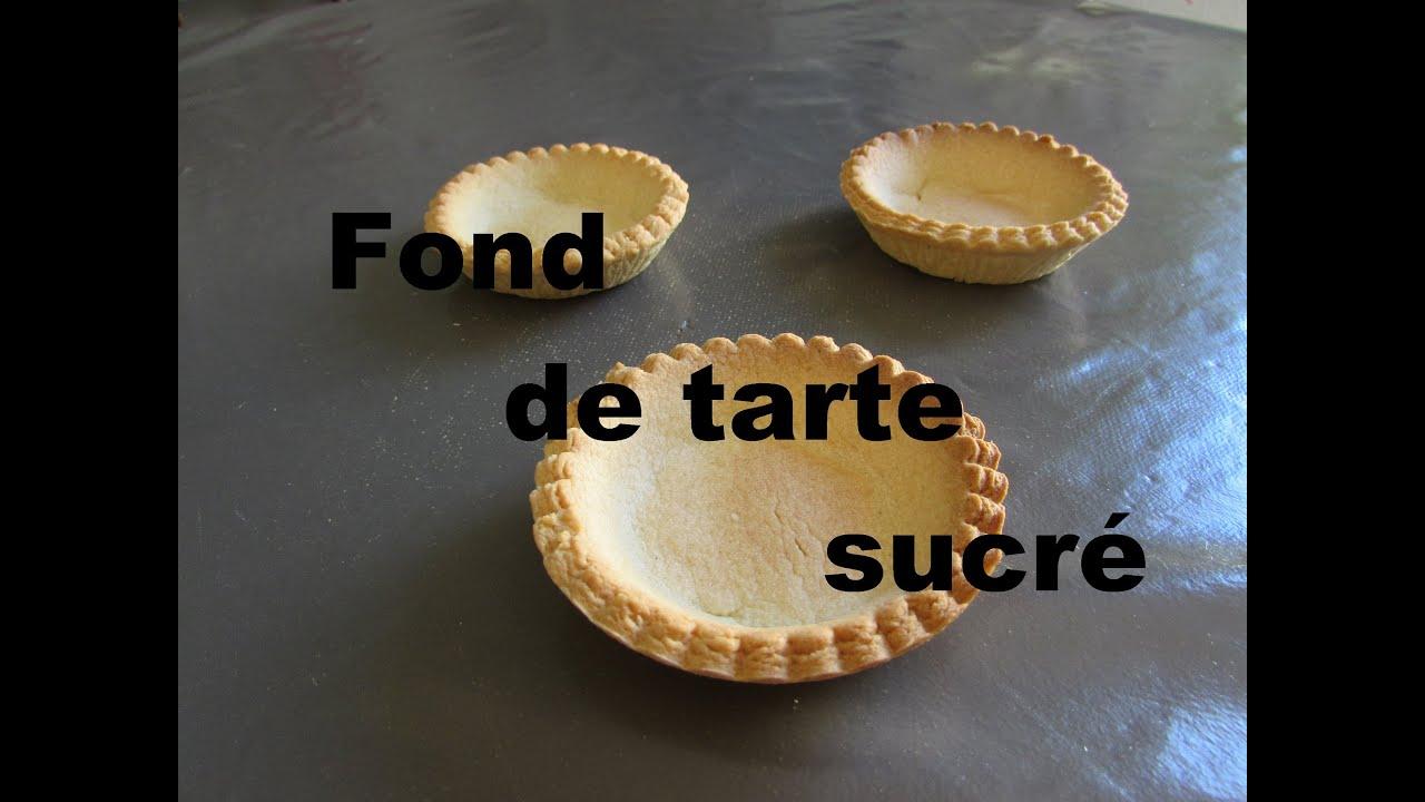 Tuto 8 fond de tarte sucr youtube - Fond de tarte palet breton ...