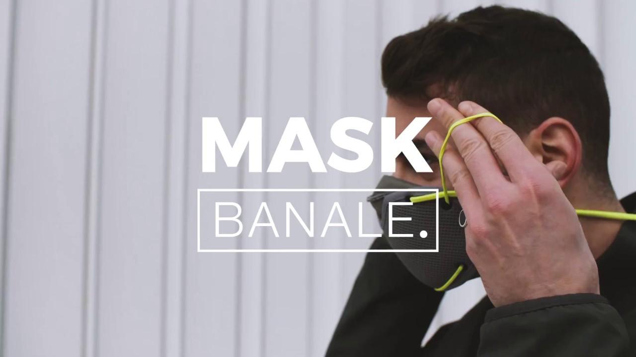banale mask n95