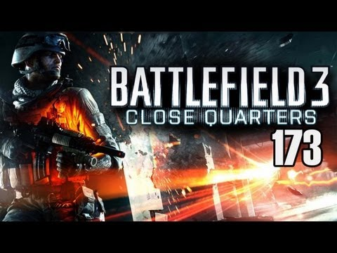 Let's Play Battlefield 3 Close Quarters #173 [Deutsch/Full-HD] - Waffenmeister Ziba-Turm