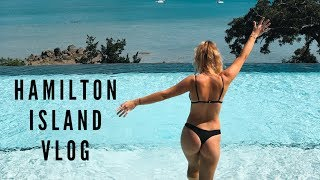 HAMILTON ISLAND | vlog
