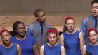 Tegami by Angela Aki - Young People's Chorus of New York City