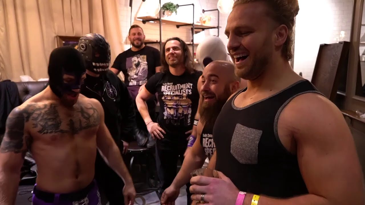 """Nepotism"" - Being The Elite Ep. 244"