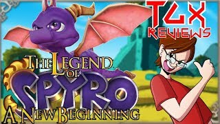 The Legend Of Spyro: A New Beginning Review