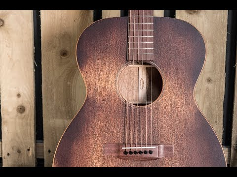 Martin 000 -15M StreetMaster - Review By Acoustic Review