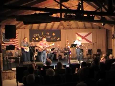 Just Pickin' performed at the Golden Saw