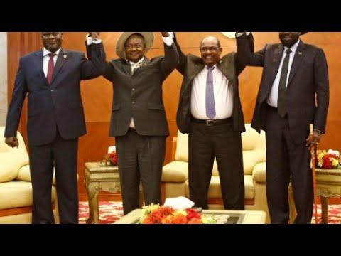 جنوب السودان: أطراف النزاع تستعد لتوقيع اتفاق لتقاسم السلطة  - نشر قبل 25 دقيقة