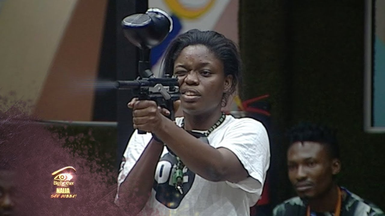 Week 8 in Biggie's House   Big Brother: See Gobbe   Africa Magic