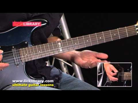 How To Play Watch This By Slash – Guitar Lesson with Danny Gill Licklibrary