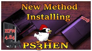 NEW METHOD!! How To Install PS3HEN For NonCFW Models 25X,3K,4K 2019