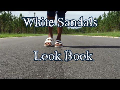 Yt Sandals White The The Lookbook ul3TFKJ1c5