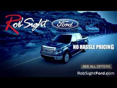 Rob Sight Ford Specials & Offers June 2014 (New)