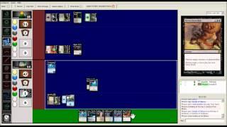 Mtg: Theros Standard - Esper Vs Bg Round 3