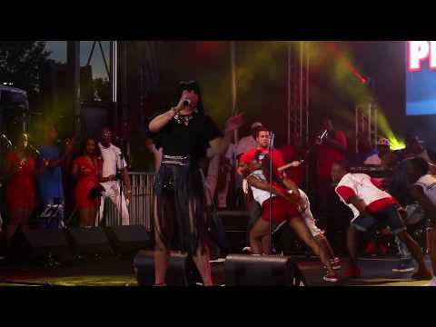 J Fly & Friends Presents CeCe Peniston Finally /  Keep On [Live]