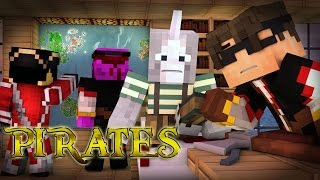 "Minecraft Pirates! - ""A NEW WORLD!"" #7 (Minecraft Roleplay)"