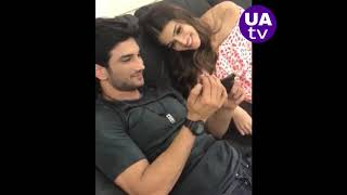 Sushant Singh Rajput with Kriti Sanon During the Raabta film best memorable Moments