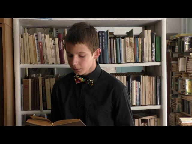 Изображение предпросмотра прочтения – СемёнРадобольский читает произведение «Пиковая дама» А.С.Пушкина