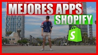 🤑 MEJORES APPS SHOPIFY [TOP 5]  AUMENTA TUS VENTAS DROPSHIPPING