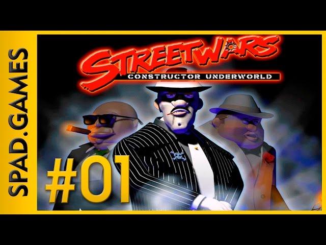 Street Wars: Constructor Underworld #01 (Hick Town)