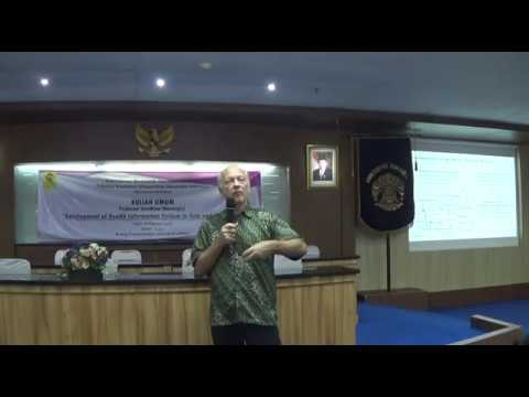 Development of Health Information System in Asia and Indonesia