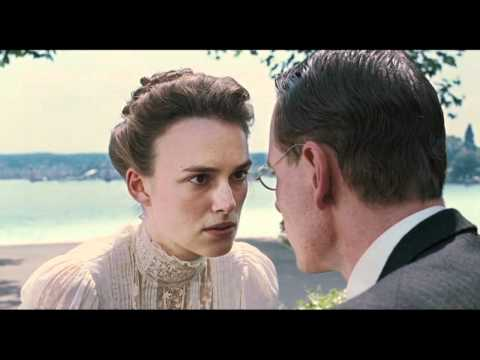 A Dangerous Method Scene - Take The Initiative