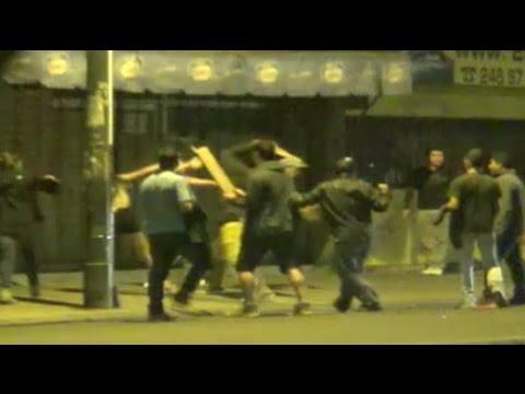 Delincuencia y violencia descontrolada en Valparaíso
