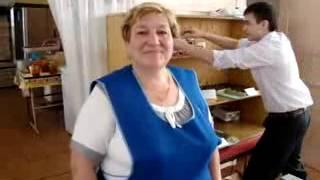 Тётя Люба! Прикол