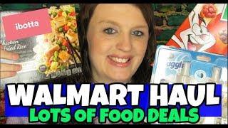Walmart Ibotta Haul February 25th 2019