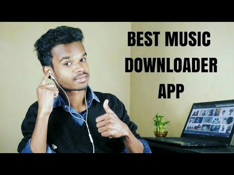 Top best free music Downloader app for android 2018 | Hindi | Part 02 thumbnail