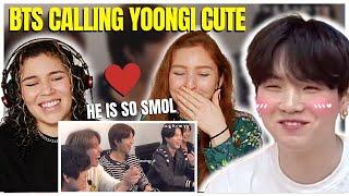 Latinas (Musicians) React to 'BTS Calling Yoongi