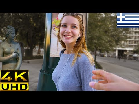Prank! Hitting on Greek goddess (ORIGINAL)