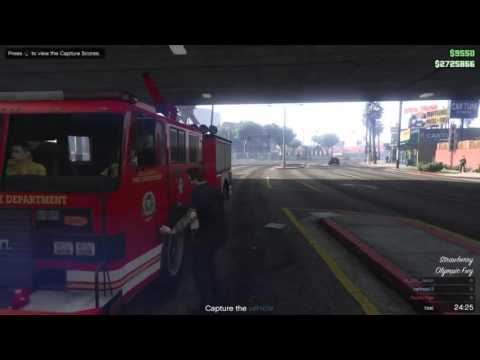 GTA Online: Insane Role Play Maps - Cop Patrol