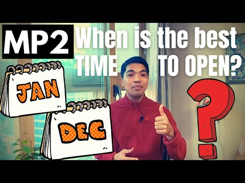 The Best Time to Open PagIBIG MP2 Account