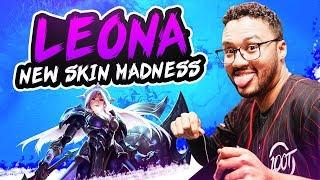 LEONA MADNESS & NEW SKINS? | APHROMOO
