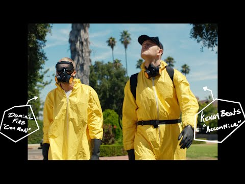 Dominic Fike Robs Halsey in Music Video for 'Phone Numbers'