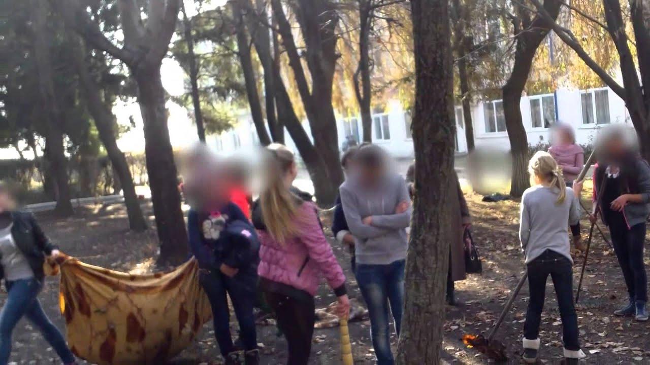 Copii exploatati la Liceul teoretic Tabani/Briceni