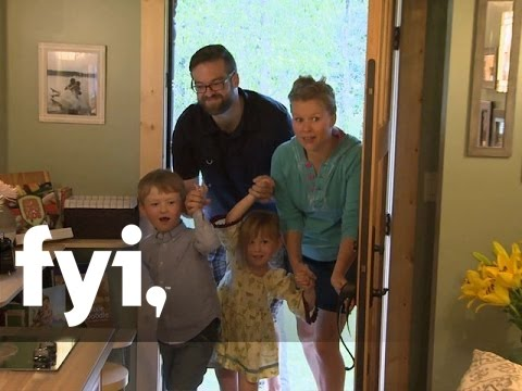 Tiny house nation touring the perfect prairie cottage s1 for Tiny house nation where are they now