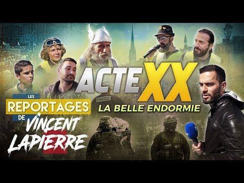 LES GILETS JAUNES : LA BELLE ENDORMIE, ACTE XX – Les Reportages de Vincent Lapierre