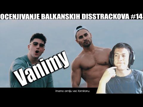 OCENJIVANJE  BALKANSKIH DISSTRACKOVA - Vanimy ft Mehdi - Džumbus (Official Music Video)