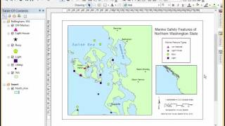 QuickDemo: Adding an Inset Map and Extent Indicator