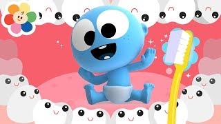 Brush Your Teeth Song With Goo Goo Baby | Healthy Habits & Good Manners Songs for Children & Babies