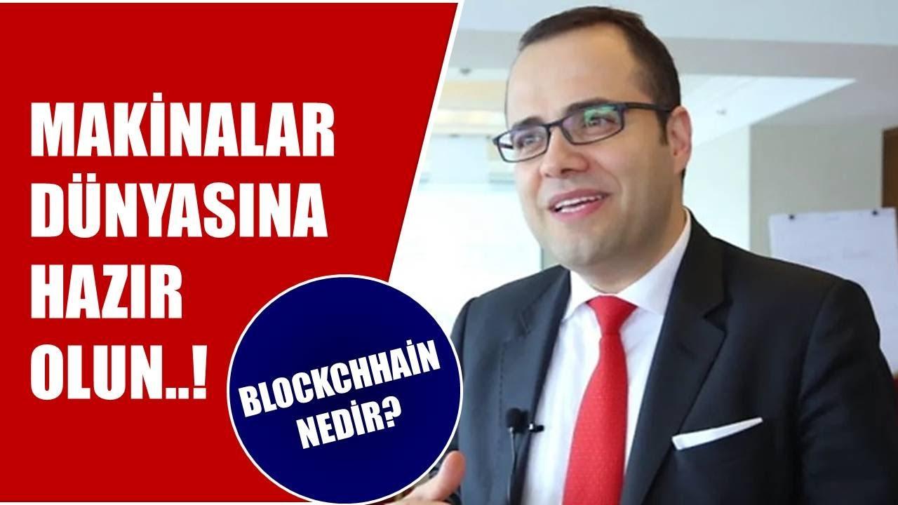 Prof. Dr. Özgür Demirtaş - Blockchain Nedir?