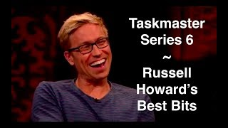 Taskmaster Series 6 ~ Russell Howard's Best Bits PART 1